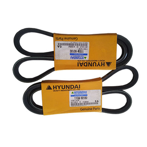 Belt A/Comp 991347F100(A46) for Hyundai Excavator Spare Parts Cummins Engine Parts