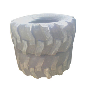 Tire 19.5L-24-12PR R-4 for Changlin Backhoe Loader Spare Parts